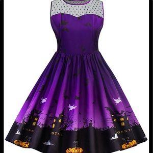 Rosegal Still Lion Halloween dress
